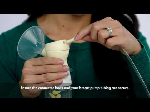 Medela Sonata Breast Pump - Fixing Little to No Suction by Medela