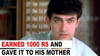 From Aamir Khan to Hrithik Roshan, How These Celebs Spent Their First Salaries