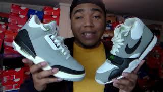 huge discount 32bdd 680a9 TALK 89  WHY NO 1 CARED ABOUT THE JORDAN 3 GREEN CHLOROPHYLL