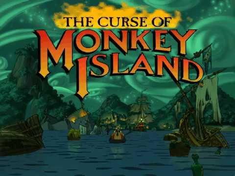 The Curse of Monkey Island  ~ ScummVM