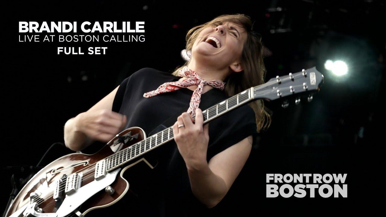 Brandi Carlile At The 2017 Boston Calling Music Festival (Full Set)