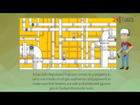 What is a Gas Safety / CP12 Certificate? - 24|7 Home Rescue