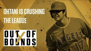 Shohei Ohtani's Near-Perfect MLB Start | Out of Bounds