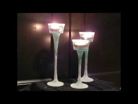 Making Fancy Candle Holders Using Only Dollar Store Items - by Ironhunt