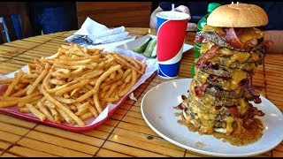 STORY TIME: LARGEST & HARDEST FOOD CHALLENGE I