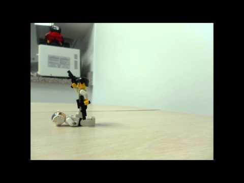 Lego wars 5 T-bag