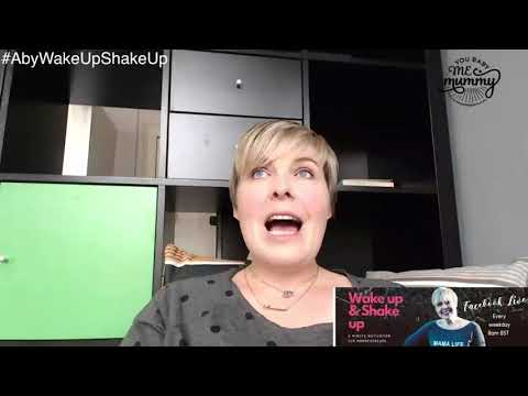 Wake Up & Shake Up is 5 mins of motivation for Mamapreneurs #7