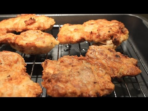 How to Cook Chicken Fried Chicken Thighs ~ Easy & Delicious