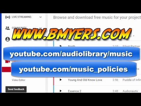 Use popular songs in your monetized YouTube videos