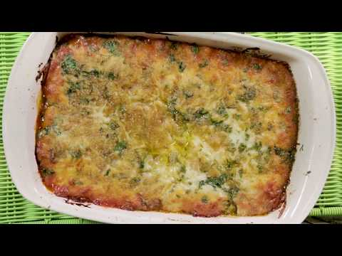 How to make a Grilled Vegetable Lasagna