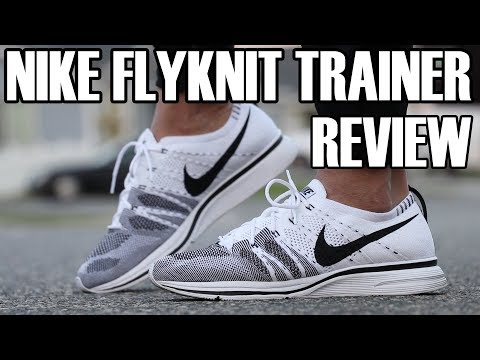 Nike 2017 Flyknit Trainer Review + On Feet