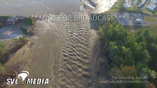 05/20/2020 - Edenville, MI - Dam Failure DRONE