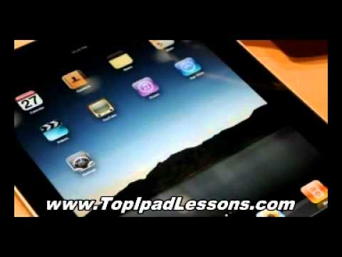 The Wireless iTunes Store - Apple iPAD Menu Help
