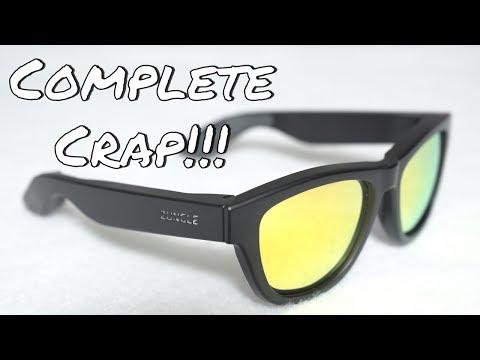 COMPLETE  CRAP - Zungle Panther Bone Conduction Sunglasses