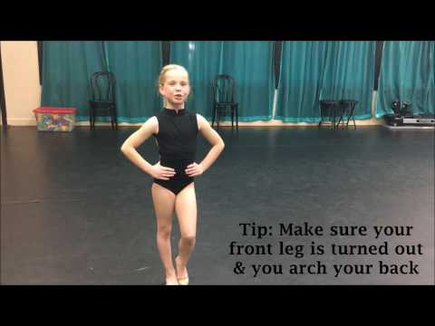 Tips on Leaps for Dancers