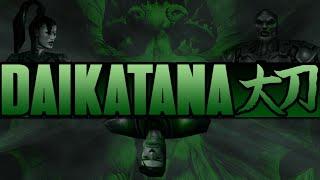 Daikatana - The Great Green Dragon