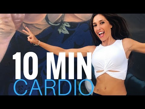 1O Minute Cardio Workout  | Ideal to Lose Weight Fast