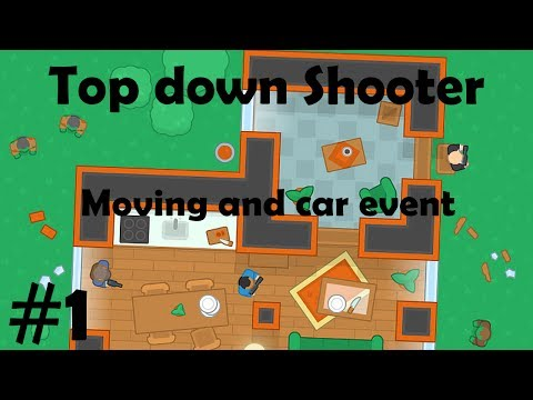 Construct 2 Top Down Shooter Tutorial-1