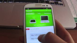 Transfering Music From A Macbook Pro To A Samsung Galaxy S3