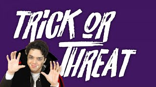 Elmo Magalona - Trick or Threat Challenge
