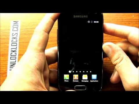 How To Unlock Samsung Galaxy Ace 2, Ace 3 by Unlock Code from UnlockLocks.COM
