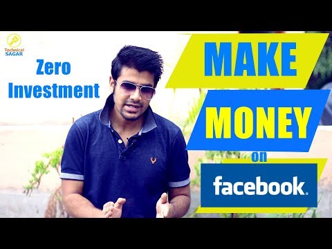 Make Money On Facebook & Instagram | Zero Investment Required | Best Online Job For Beginners ?