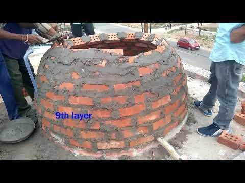 Construction of Brick Dome||ankit patel|| ||ankitpatel||