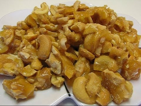 Betty's Caramelized Cashews