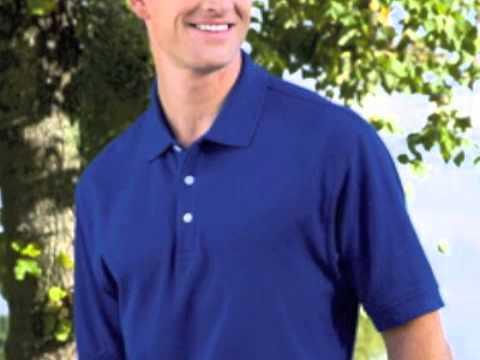22027f4e Custom Embroidered Devon & Jones Pima Pique Polo Golf Shirts 401 451 1874