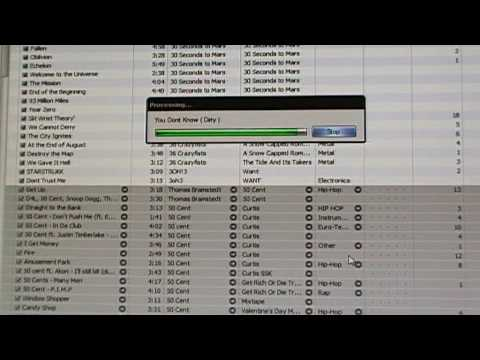 How To Edit Songs In iTunes