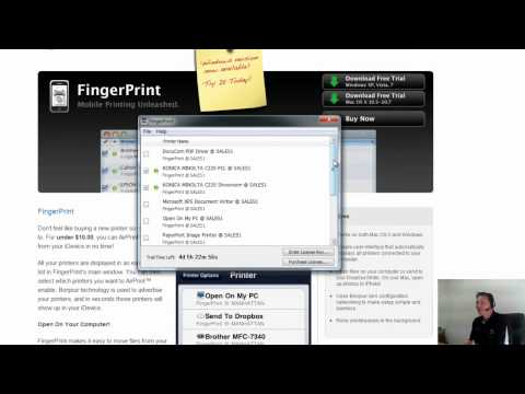 How to print to ANY Printer from your iPhone-iPad