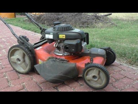 Fix a Bent Lawn Mower Shaft