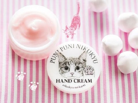 Japanese Beauty Cream Leaves Your Hands Smelling Like Cat Paws