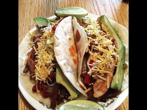 Taco Tuesday- Chicken Fajita Tacos