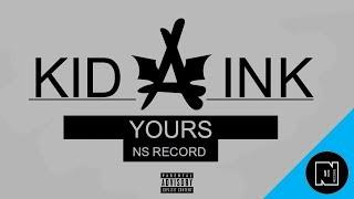 Kid Ink - YOURS (Audio) ft. Chris Brown, Justin Bieber, Trey Song & Dj Mustard