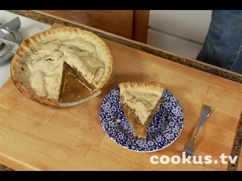 How to Make Brown Sugar Apple Pie