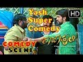 Kannada Comedy Scene Yash Super Annthamma Comedy Raja Huli Movie mp3