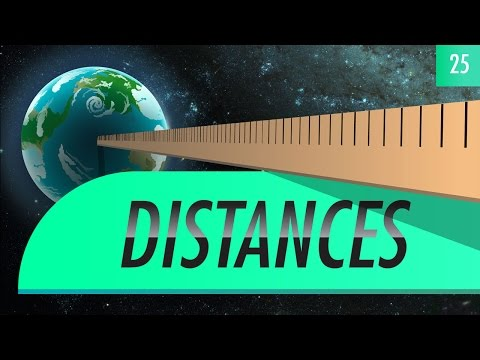 Distances: Crash Course Astronomy #25
