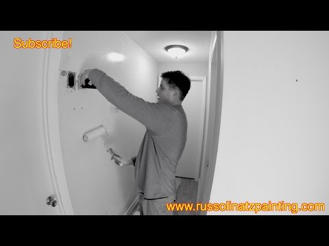 How to Smooth Out Ugly Textured Walls with Skim Coat (Part 1) - Drywall Repair