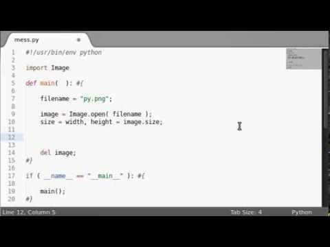 Python [PIL Image] 08 Image Size