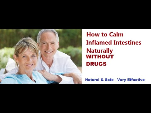How To Stop Painful Inflamed Intestines Homeopathic Treatment