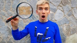 GAME MASTER MYSTERY RIDDLES & CLUES TRAINING TO REVEAL TRUE IDENTITY!! (Detective Challenge)