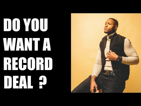 How to get Signed to a Record Label - ParadymMusicGroup.com