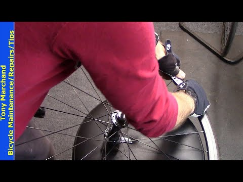 Tips & Tricks to Install a Really Tight Difficult Bike Tire