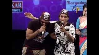 Swarabhishekam - Kalpana, Sri Ramachandra Performance - Melikalu Tirugutunte Song - 5th October 2014