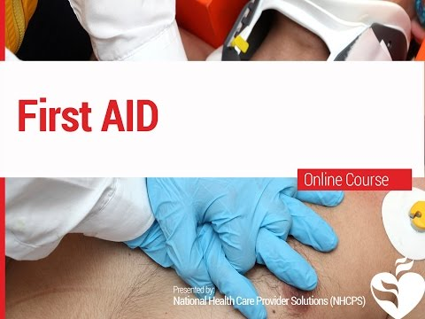 CPR - First aid