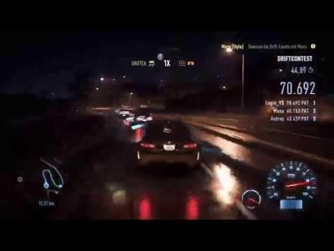 NEED FOR SPEED PS4 Live-Übertragung von Login