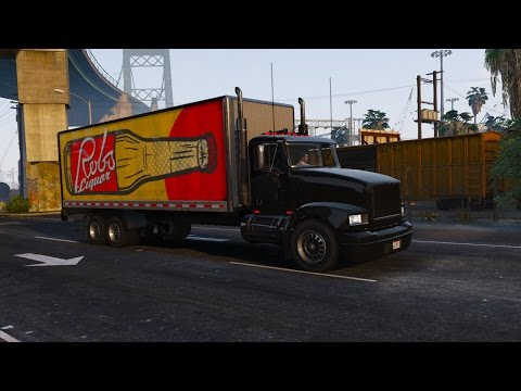 Los Santos Goes to Work - Day 3 - Delivery Driver
