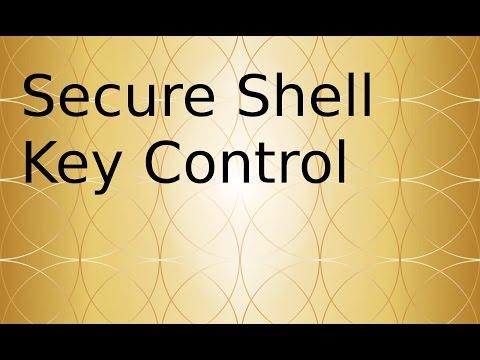 SSH Key Control