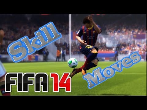 FIFA 14 ios skill moves #1